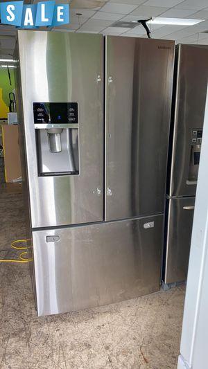 🌟🌟With Warranty Refrigerator Fridge Samsung 36in wide #1488🌟🌟 for Sale in Sanford, FL