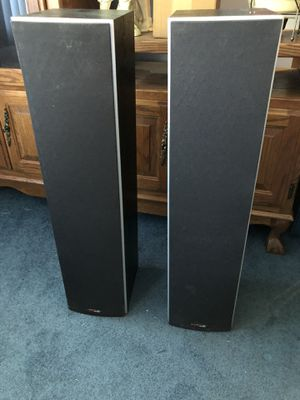Polk Audio. Great quality sounding speakers. for Sale in Holmdel, NJ