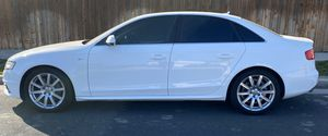 2012 Audi A4 S-Line for Sale in Lemoore, CA