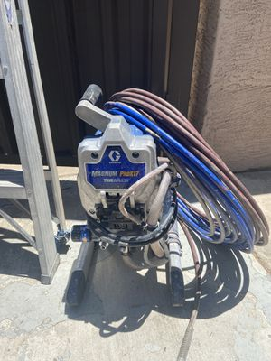 Paint sprayer ladders and misc tools for Sale in Chandler, AZ