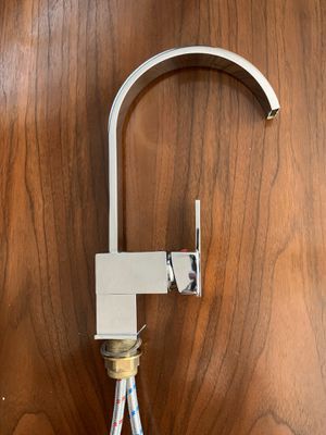 Borders Kitchen Faucet Chrome for Sale in Largo, FL