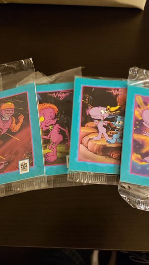 1991 Widget collector cards (4packs) for Sale in Portsmouth, VA