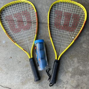 tennis rackets and balls for Sale in Los Angeles, CA