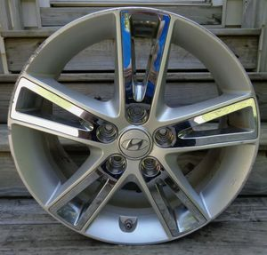 "Used Hyundai Elantra 2009 2010 2011 2012 17"" Factory OEM Wheel 52910-2L360 for Sale in Franklinton, NC"
