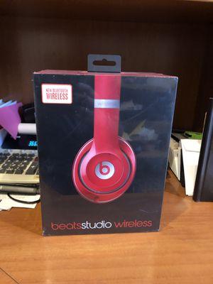 Brand new in the box. Beats Studio wireless Head for Sale in Davie, FL