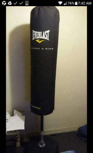 Cardio punching bag for Sale in St. Louis, MO