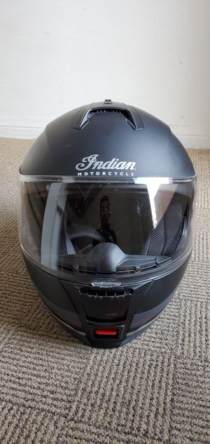 Indian Motorcycle Modular Helmet size Large for Sale in Irvine, CA