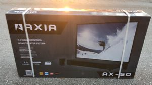 Axia AX-50 brand new home entertainment system for Sale in Tamarac, FL
