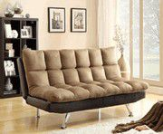 2 tones futon sofa bed ( new ) for Sale in San Mateo, CA