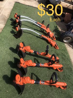 Weed trimmers for Sale in Riverside, CA