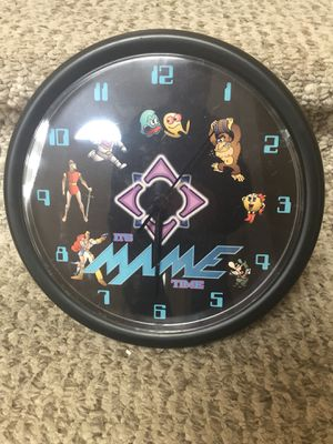 Retro Arcade MAME Wall Clock for Sale for sale  Howell, NJ