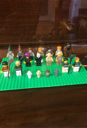 Harry Potter Lego Mini Figures for Sale in Campbell, CA