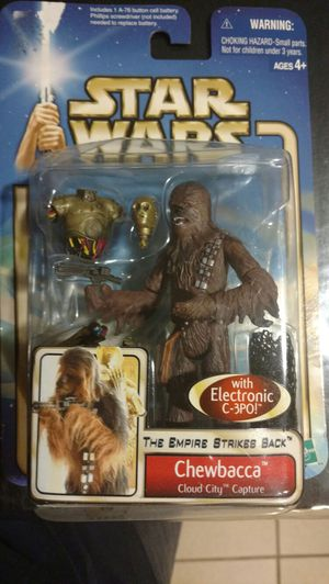 Star wars action figure collectible for Sale in Chicago, IL