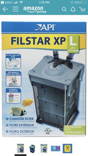 Rena Filstar XP3 Aquarium filter for Sale in Kirkland, WA