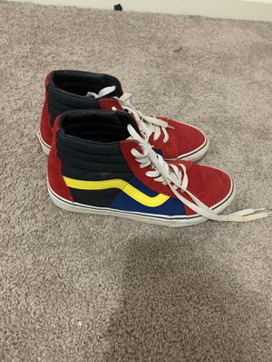 High top Vans (Size 9) for Sale in Lowell, NC