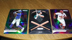 Panini Prizm 3 card lot for Sale in Hardeeville, SC