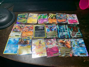 Some Ex Pokémon cards for Sale in Port Lavaca, TX