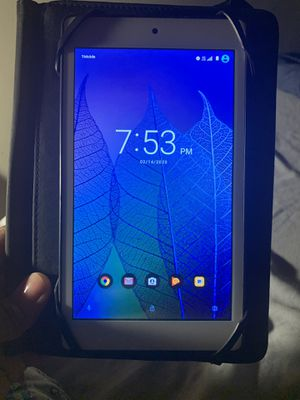 Alcatel One Tablet WiFi Only for Sale in Washington, DC