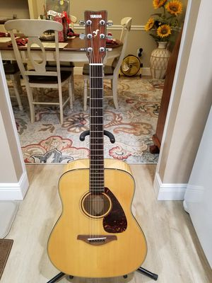 Yamaha FG750S Acoustic Guitar for Sale in Cooper City, FL