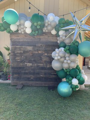 Balloon backdrop for Sale in Mesquite, TX
