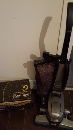 Kirby vacuum and shampoo for Sale in Elkhart, IN