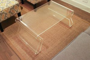 Acrylic Coffee Table for Sale in Los Angeles, CA