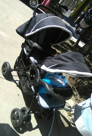 Baby double stroller $25 for Sale in San Jose, CA