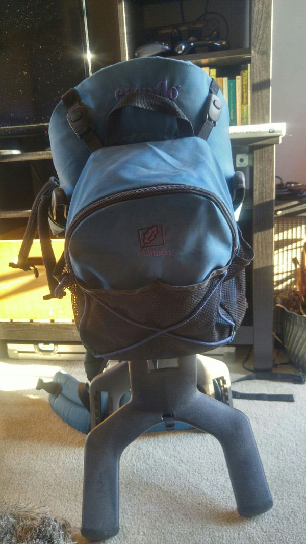 Hiking backpack, kid carrier