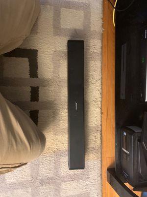Bose solo sound bar 300 for Sale in River Edge, NJ