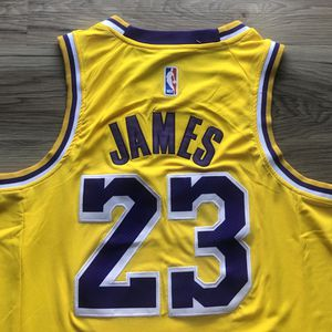 BRAND NEW! 🔥 LeBron James #23 Lakers Jersey + SHIPS OUT NOW 📦💨 for Sale in Los Angeles, CA