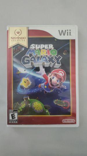 Super Mario Galaxy Nintendo Selects for Sale in Dallas, TX