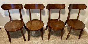 Wooden Chairs for Sale in Santa Clara, CA