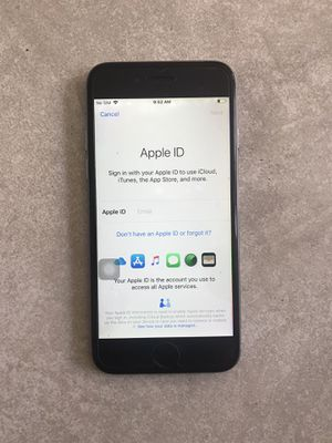 iPhone 6 factory unlock to any carrier for Sale in Chula Vista, CA