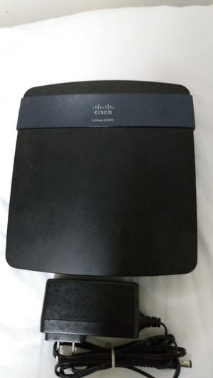Cisco linksys for Sale in New York, NY