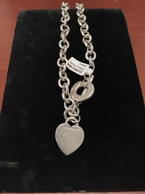 Tiffany chain and charms for Sale in Lakeland, FL
