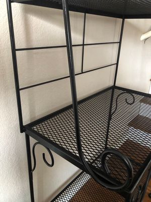 Baker's Rack for Sale in Rhome, TX