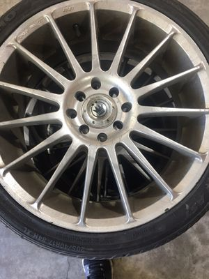 17s (Universal 4 Lug) for Sale in Fort Belvoir, VA