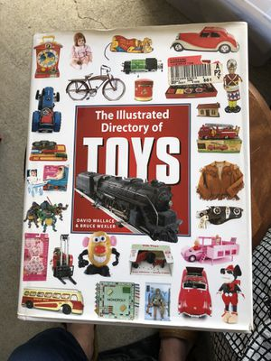 The Illustrated Directory of Toys (brand new) for Sale in Kailua, HI