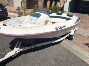 1996 bayliner Jazz boat for Sale in Henderson, NV