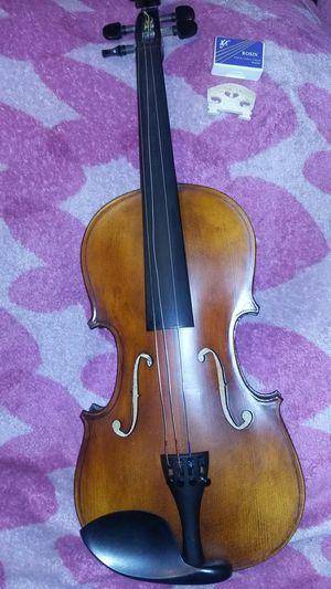 Violin (Missing String) Plus Accessories for Sale in Orrington, ME