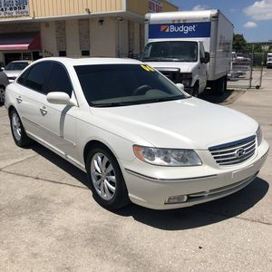 2006 HYUNDAI AZERA 3.8L LIMITED for Sale in Kissimmee, FL
