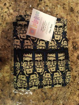 Lularoe Halloween Leggings One Size OS Frankenstein for Sale in Centreville, VA