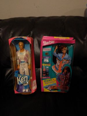Vintage Barbie and Ken for Sale in Chicago, IL