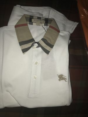 burberry shirt for Sale in Orlando, FL