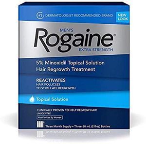 Rogaine for men foam three month hair treatment for Sale in Rancho Cucamonga, CA