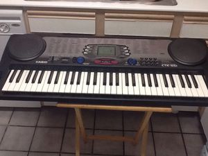 CASIO CTK-551 Midi Music Keyboard - 61 Key Piano Touch Response - Making Beats for Sale in Las Vegas, NV