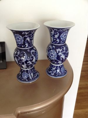 2 new ceramic vase for Sale in Fairfax, VA