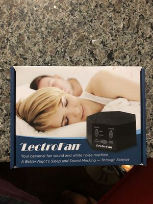 Tetro fan white noise machine for 25$ for Sale in Camp Hill, PA