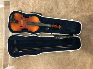 Masakichi Suzuki 4/4 Violin with SKB Case, Shoulder Rest, and Bow for Sale in Las Vegas, NV