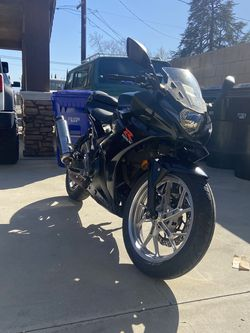 2018 Suzuki Gsxr250 Motorcycle for Sale in Rancho Cucamonga,  CA